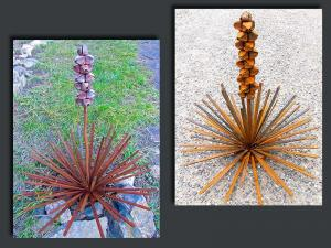 "24""W x  30""H  -   Yucca  -   various sizes starting at $350.00"
