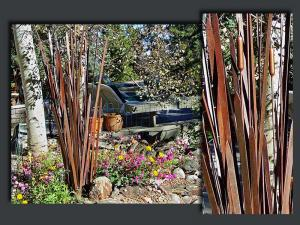 """36""""H to 80""""H - Cattail  - $150 - $1500"""